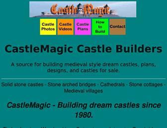 castlemagic.com screenshot