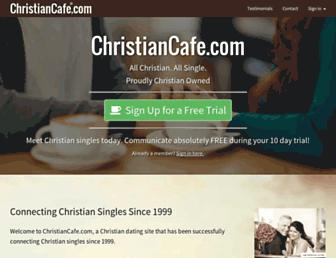 Thumbshot of Christiancafe.com