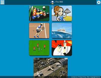 friv800.com screenshot