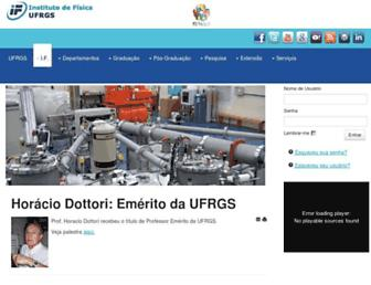if.ufrgs.br screenshot