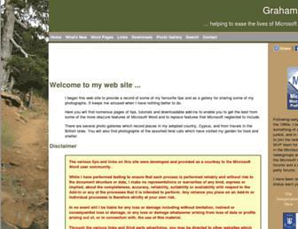 gmayor.com screenshot