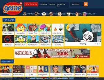 game.bz screenshot