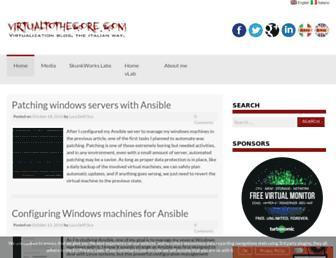 virtualtothecore.com screenshot