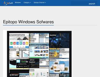 windows.epitopo.com screenshot