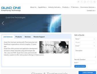 Thumbshot of Quadone.com
