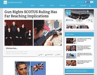 Thumbshot of Westernjournalism.com