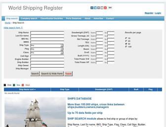 world-ships.com screenshot