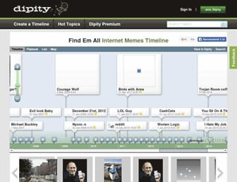 dipity.com