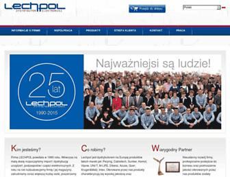 lechpol.eu screenshot