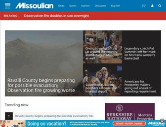 Thumbshot of Missoulian.com