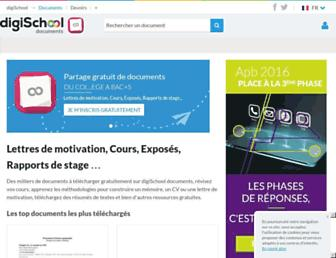 Thumbshot of Doc-etudiant.fr