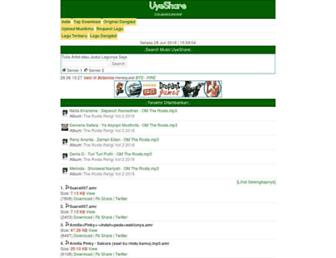 uyeshare.com screenshot