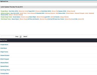 mp3mad.co screenshot