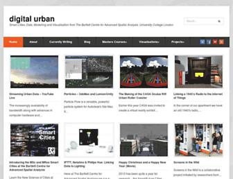 digitalurban.org screenshot