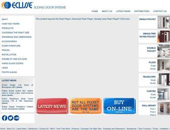 eclisse.co.uk screenshot