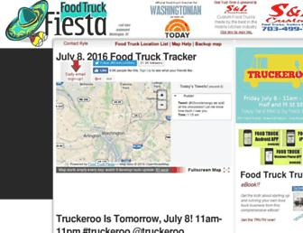 Thumbshot of Foodtruckfiesta.com