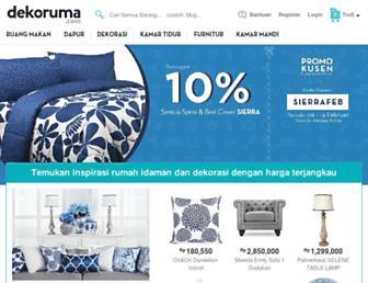 dekoruma.com screenshot