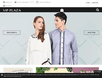 vipplaza.co.id screenshot