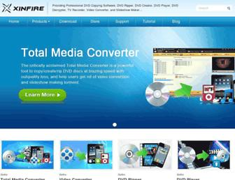 xinfire.com screenshot