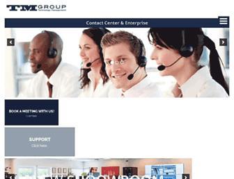 tm-group.com screenshot