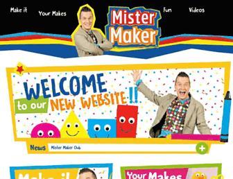 Thumbshot of Mistermaker.com
