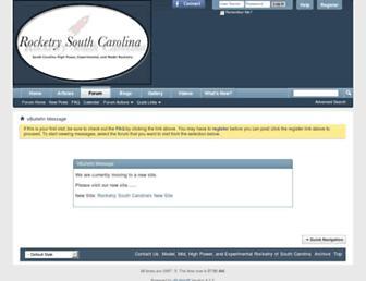 rocketrysouthcarolina.com screenshot