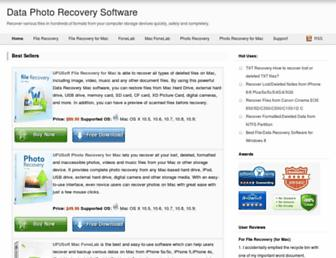 data-photo-recovery-software.com screenshot