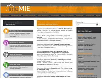 infomie.net screenshot
