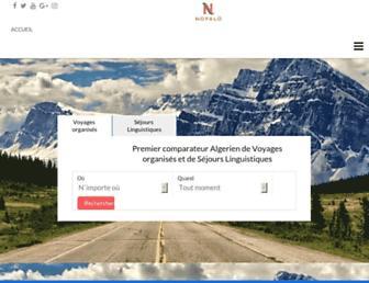 nofalo.com screenshot