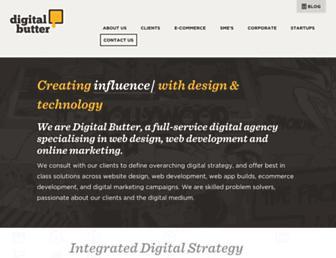 butter.com.hk screenshot