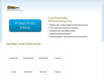 tuxpi.com screenshot