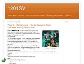 1201sv.blogspot.com screenshot