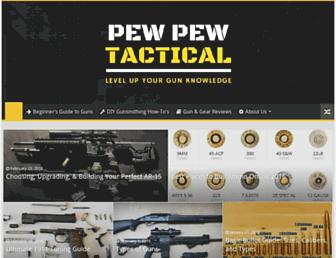pewpewtactical.com screenshot