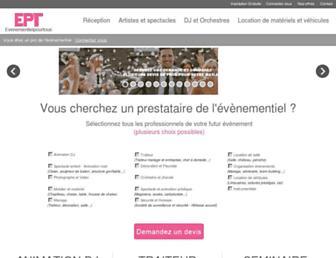 Thumbshot of Evenementielpourtous.com