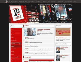 Thumbshot of Editorajbc.com.br