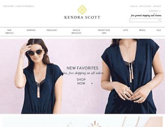 Thumbshot of Kendrascott.com