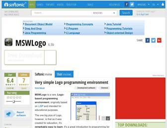 mswlogo.en.softonic.com screenshot