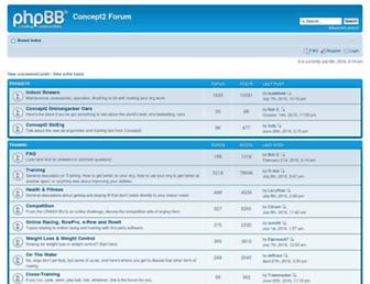 c2forum.com screenshot