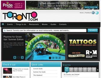 Thumbshot of Toronto.com