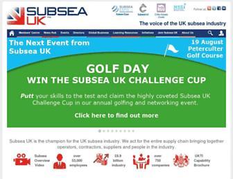 subseauk.com screenshot