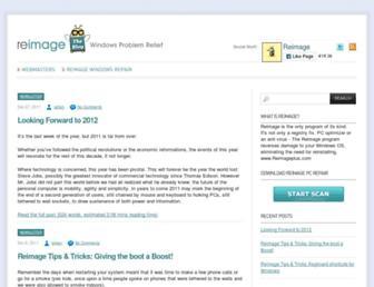 blog.reimageplus.com screenshot