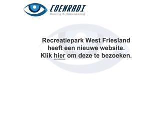 recreatieparkwestfriesland.nl screenshot