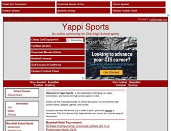 Thumbshot of Yappi.com