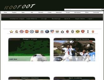 Thumbshot of Hoofoot.com
