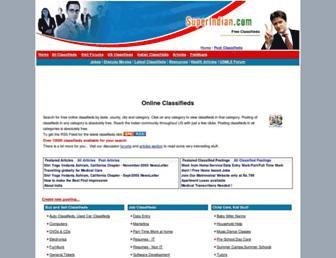 Thumbshot of Superindian.net