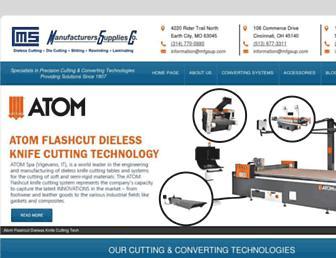 mfgsup.com screenshot