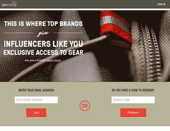 Thumbshot of Promotive.com
