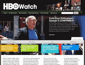 Thumbshot of Hbowatch.com