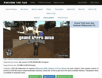 thirteenag.github.io screenshot