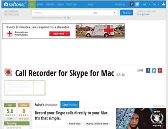 call-recorder-for-skype.en.softonic.com screenshot